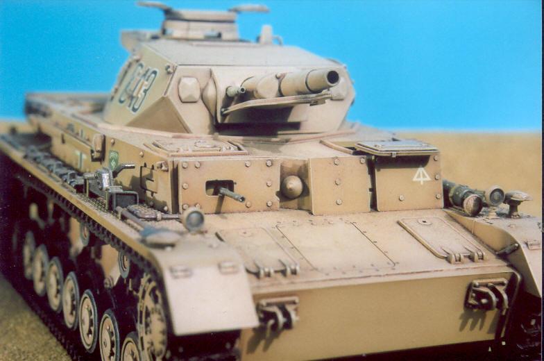 Pics) Panzer IV Ausf  D & T-55 A(M) - FineScale Modeler