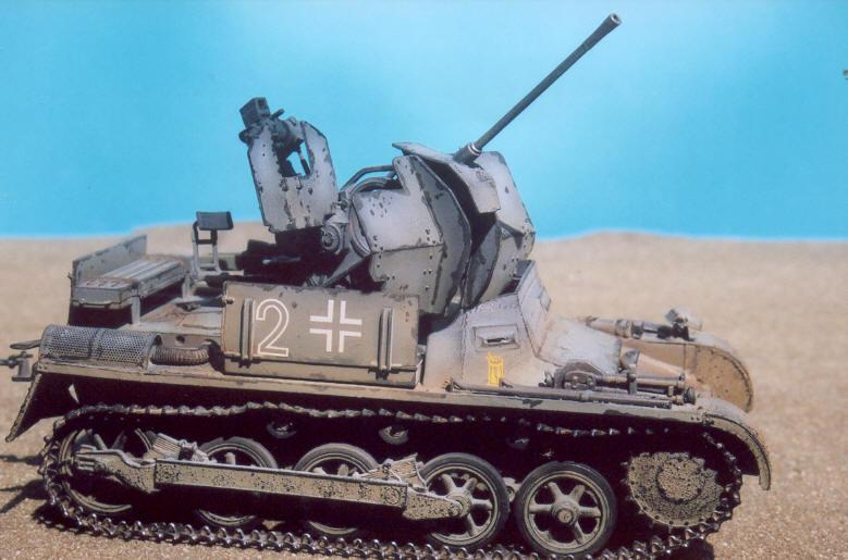 Flakpanzer I, Dragon 6577 (2010)