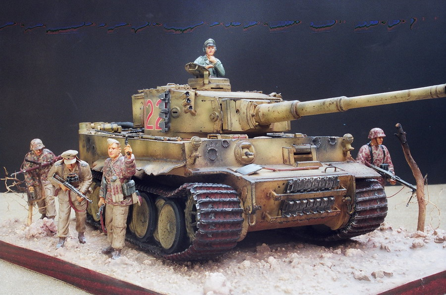 Model Tank Dioramas http://forum.axishistory.com/viewtopic.php?f=18&t=141442
