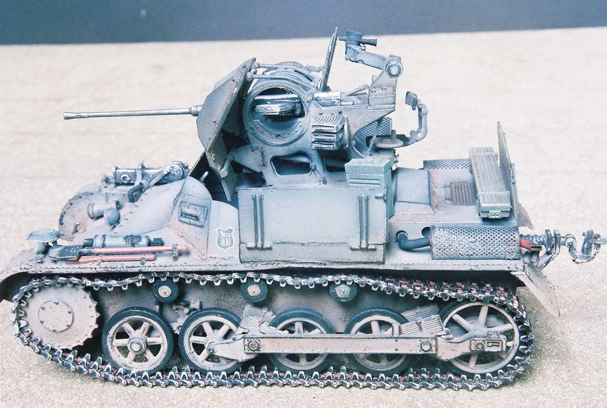 Flakpanzer I - Axis History Forum