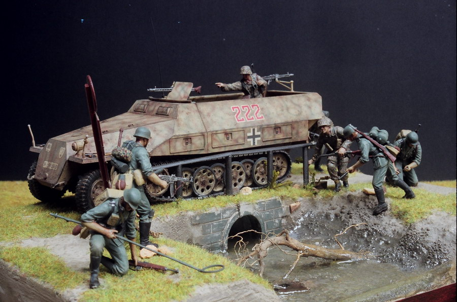 "Diorama ""German Aggression"" - Axis History Forum"