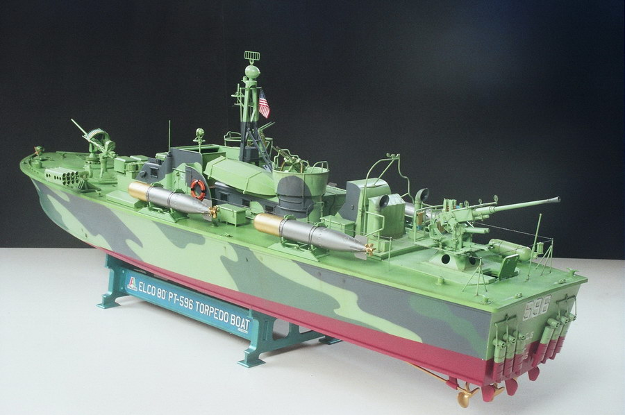 PT Boat Colors - FineScale Modeler - Essential magazine for