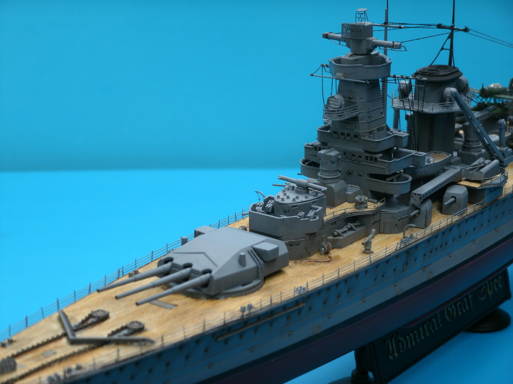 Academy 1 350 admiral graf spee full build episode 1 youtube.